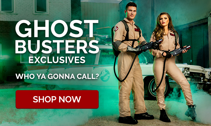 Ghostbusters Costumes