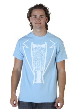 Blue Tuxedo Costume T-Shirt