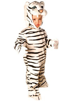 Little White Tiger Costume