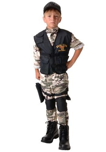 Child SEAL Team Costume