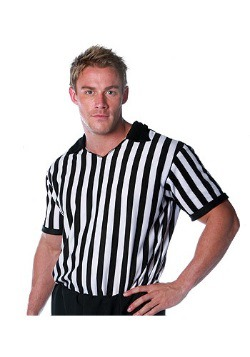 Plus Size Referee Shirt