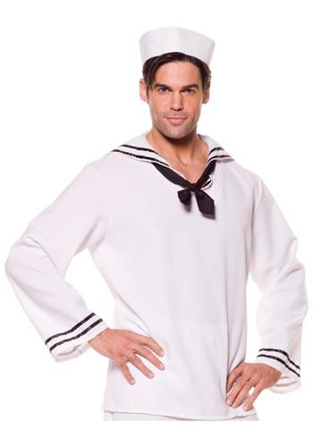Plus Size Sailor Shirt