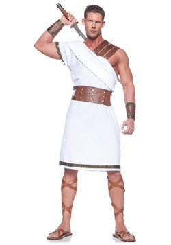 Greek Warrior Costume