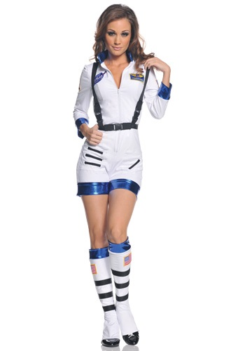 Sexy Rocket Girl Costume