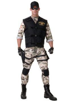 Adult SEAL Team Costume