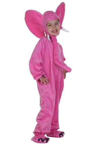 Child Pink Elephant Costume