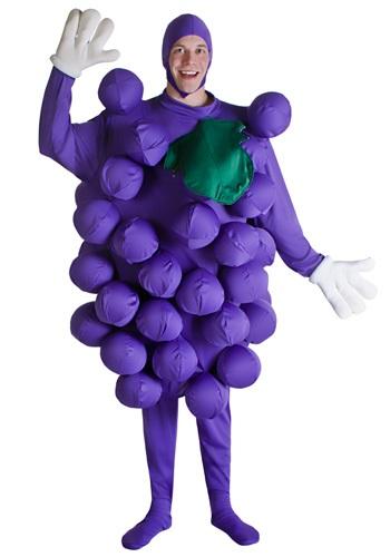 Purple Grapes Costume