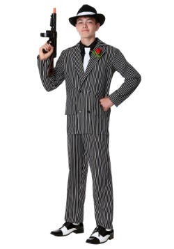 Teen Deluxe Gangster Costume