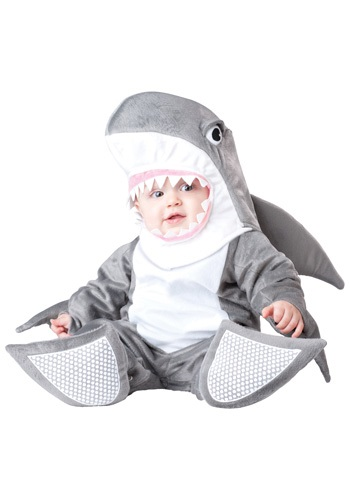 Infant Silly Shark Costume