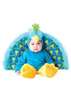 Infant Precious Peacock Costume