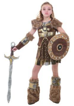 Tween Hildagaard Viking Costume