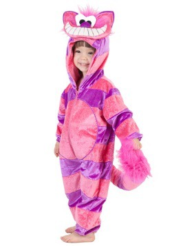 Toddler Cheshire Cat Jumpsuit