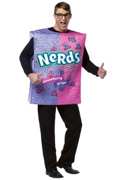 Adult Nerds Box Costume