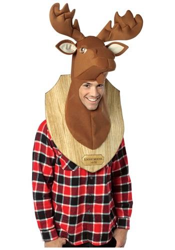 Trophy Head Loose Moose Costume