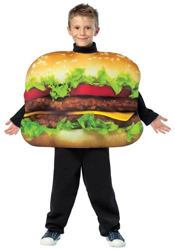 Child Cheeseburger Costume