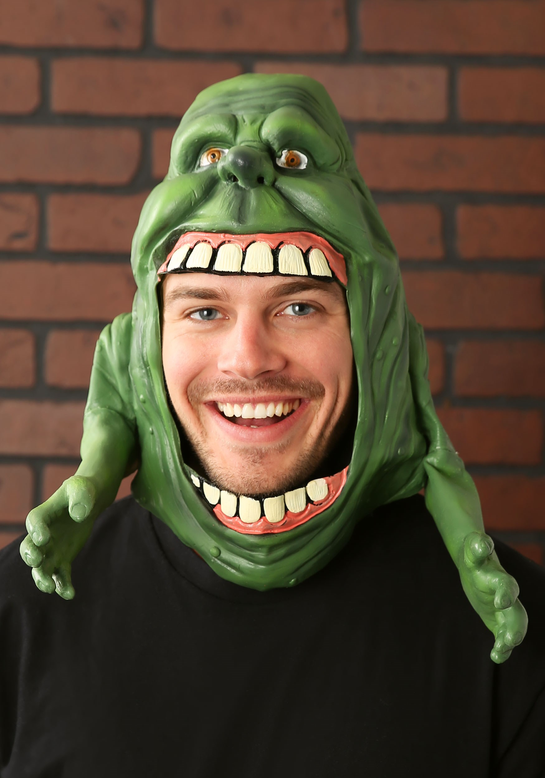 Ghostbusters Inflatable Slimer Costume for Adults - Newegg.com