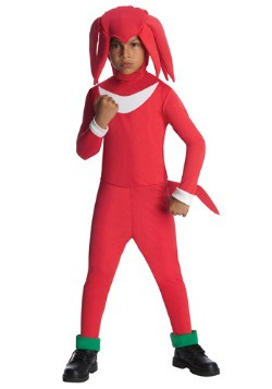 Child Knuckles Costume