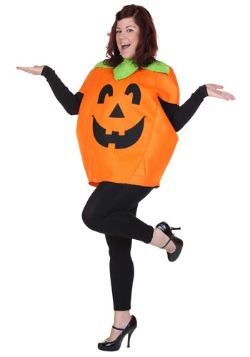 Plus Pumpkin Costume