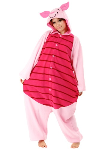 Piglet Pajama Costume