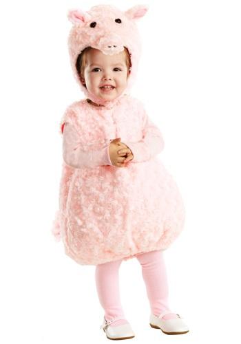 Toddler Pink Piglet Costume