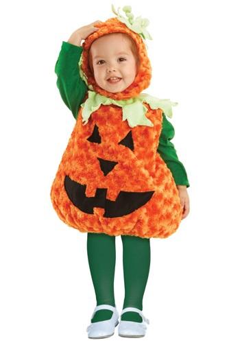 Toddler Pumpkin Costume