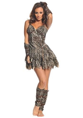 Clubbin Cavewoman Costume