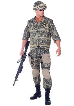Deluxe U.S. Army Ranger Costume