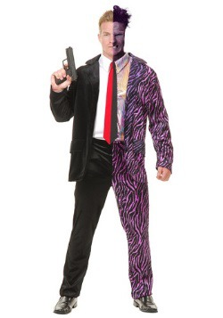 Split Personality Villain Costume
