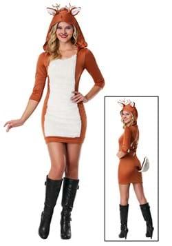 Sexy Deer Costume