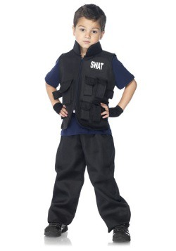 Boys SWAT Commander Costume
