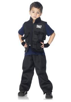 Boys SWAT Commander Costume