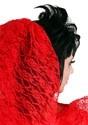 Women's Red Gothic Wedding Dress Alt 3