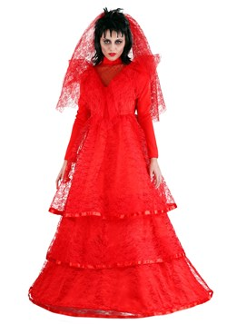 Plus Size Red Gothic Wedding Dress Costume update