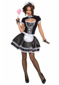 Adult French Maid Costume
