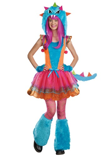 Teen Fur-ocious Lil Creature Costume