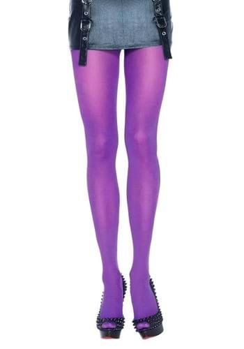 Purple Tights