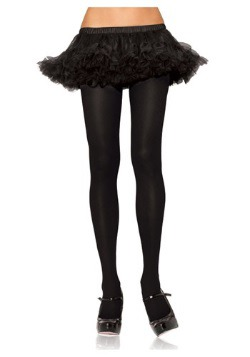 Plus Size Black Tights