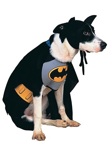 Classic Batman Pet Costume