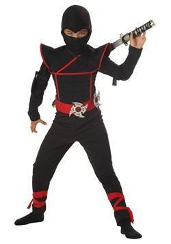 Kids Stealth Ninja Costume