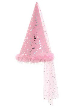 Pink Child Princess Hat