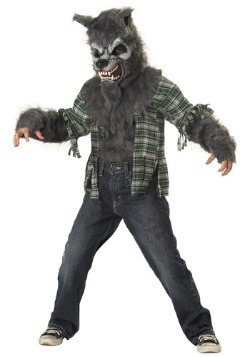 Child Werewolf Costume