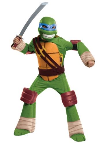 Deluxe Child Leonardo Costume