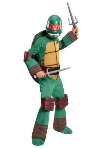 Deluxe Child Raphael Costume