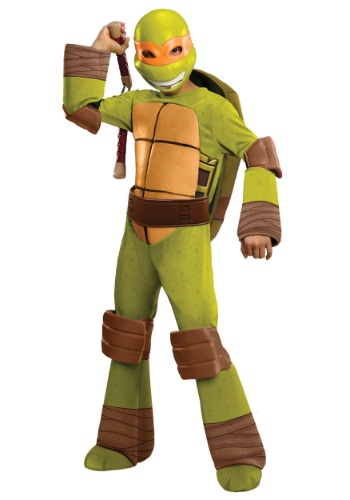 Deluxe Child Michelangelo Costume