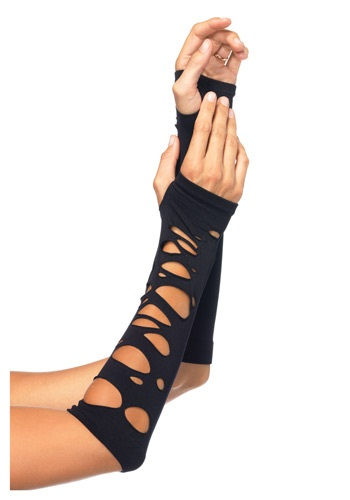 Distressed Arm Warmer