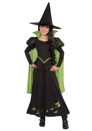 Child Wicked Witch of the West Costume