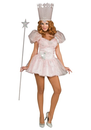 Adult Sexy Glinda the Good Witch Costume