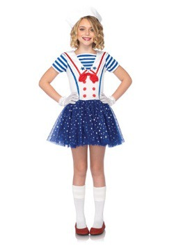Child Sailor Sweetie Costume