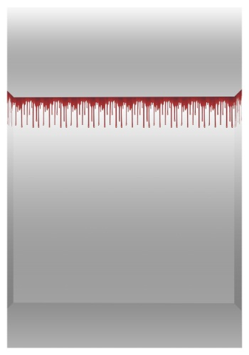 Dripping Blood Border Roll