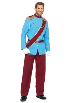 Mens Disney Prince Charming Costume